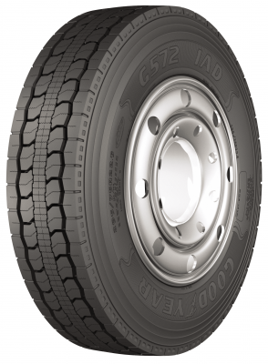 G572 1AD Fuel Max Tires